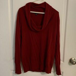 Women's a.n.a cowl neck sweater XL